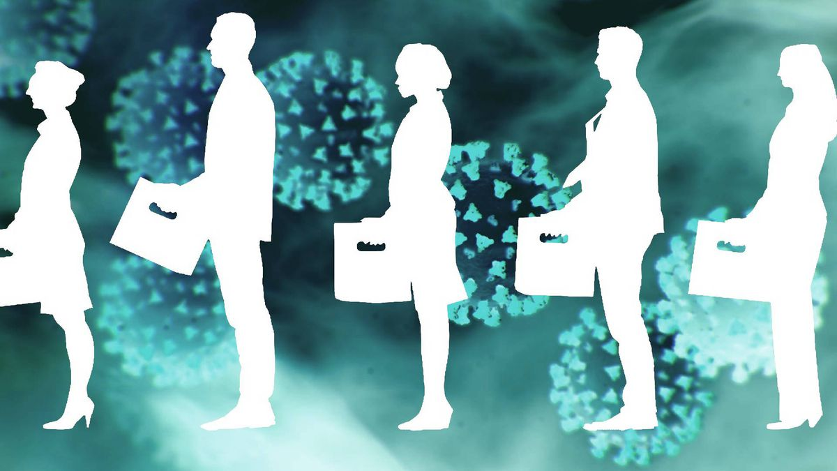 The coronavirus pandemic has caused unemployment to skyrocket.