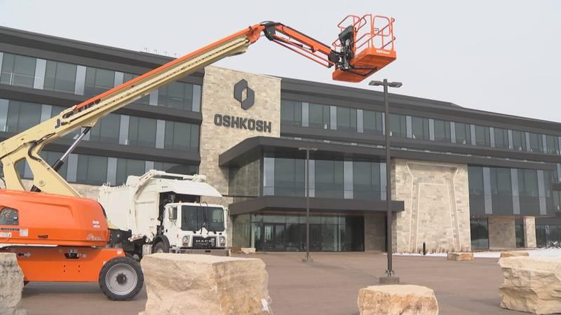 Oshkosh Corporation headquarters