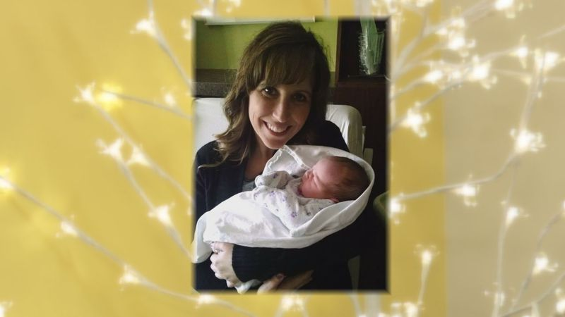 Molly Margaret McGinnis, 45, passed away while giving birth to her sixth child doing what she...