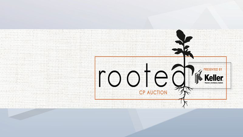 Rooted, the CP auction, is being held virtually in 2020.