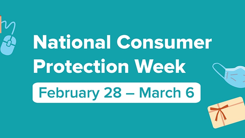 2021 National Consumer Protection Week