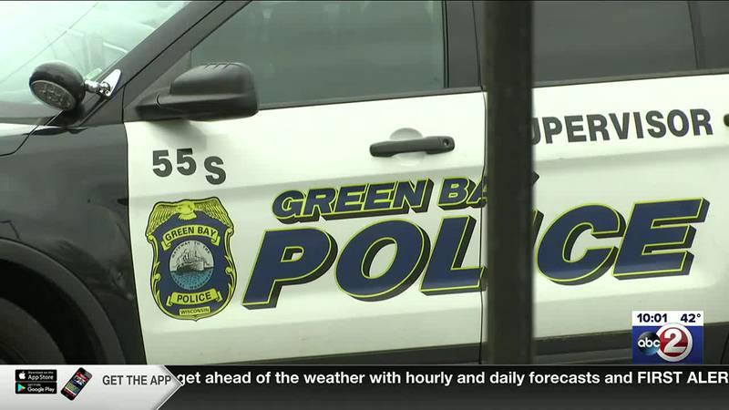 Green Bay police squad car