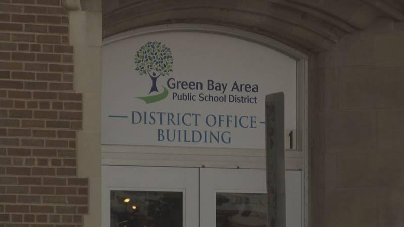 Green Bay Area Public School District building