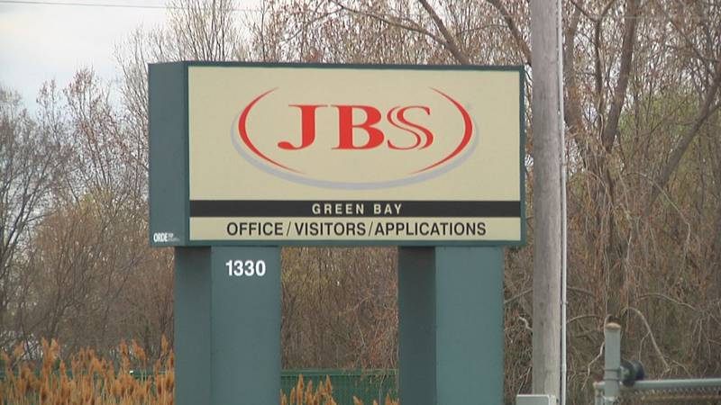 JBS donated nearly 26 acres of land across form its facility off Lime Kiln Road and half a...