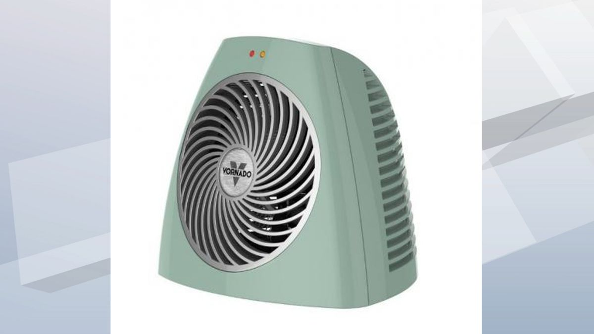 Recalled Vornado space heaters can overheat and become a fire hazard.