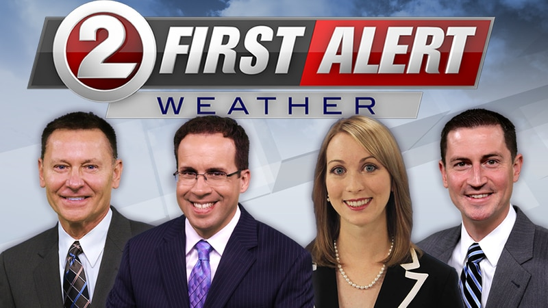 First Alert Weather meteorologists