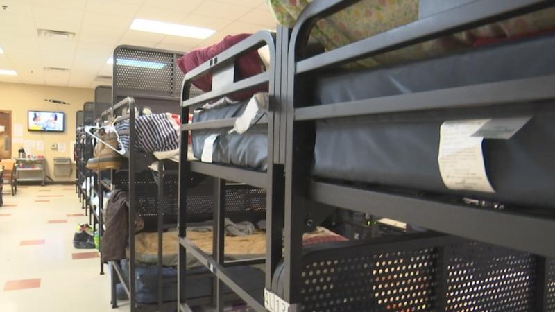 Pillars Adult Shelter gets new bunk beds, case manager